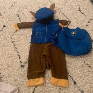 Paw patrol costume